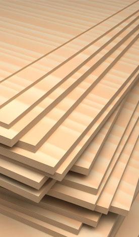 Açık Renkli Plywood